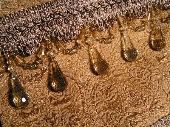 decorative hand towel with beaded trim for your powder room fingertip towels fine linens - Decorative Hand Towels