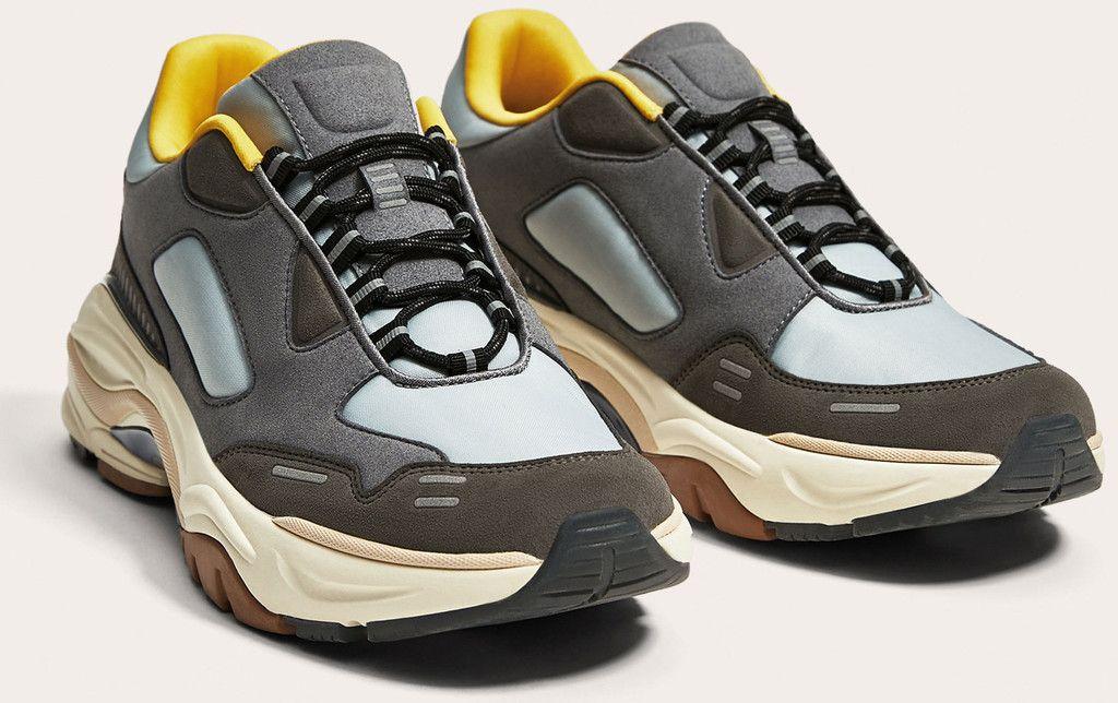 06c732240c Zara presenta su propia versión de los sneakers de Balenciaga (y nos gustan  más que