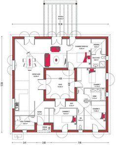 modle de maison villa patio retrouvez tous les types de maison vendre en - Faire Les Plans De Sa Maison