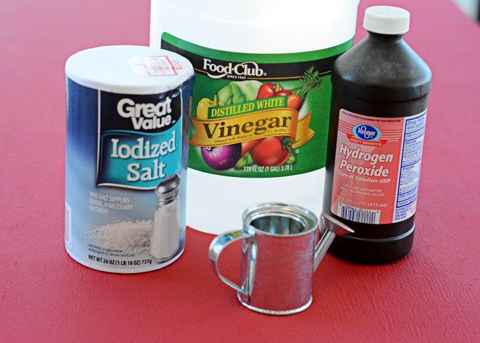 Spring Cleaning Tips White Vinegar