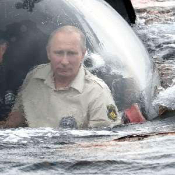Putin dives in mini-sub to shipwreck off Crimea  http://a.msn.com/r/2/BBlQOMD