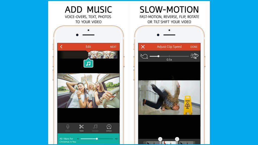 7 ứng dụng chỉnh sửa video tốt nhất cho thiết bị ios ios