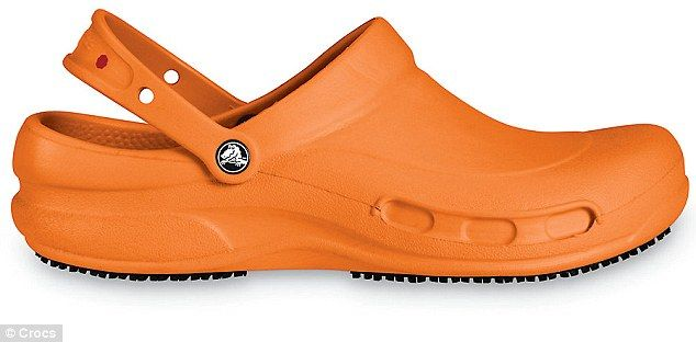 ed3c28e7f5f4 Mario Batali employs some Croc tactics snapping up 200 PAIRS of .