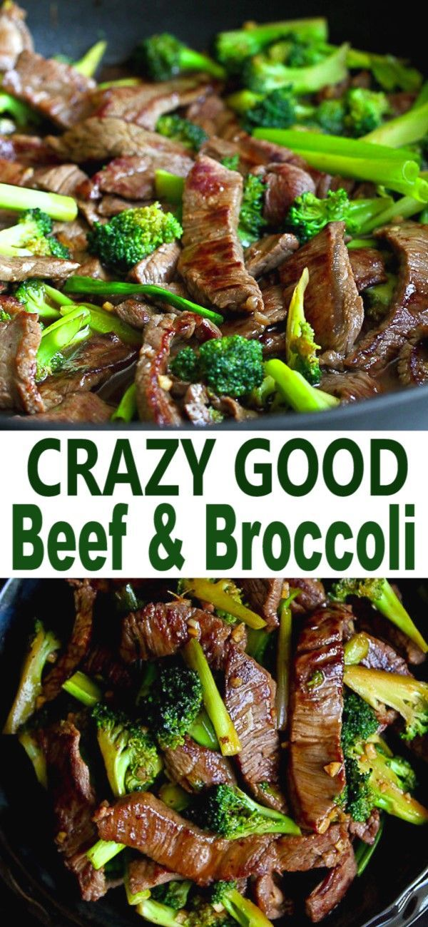 Photo of Chinese Beef & Broccoli Stir Fry Recipe #beefandbroccoli Always a family favorit…