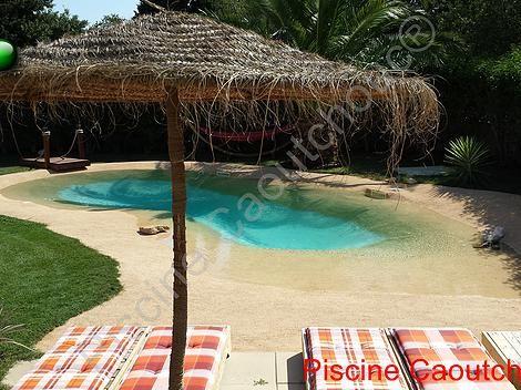 piscine plage piscines Pinterest Construction - Piscine A Construire Soi Meme