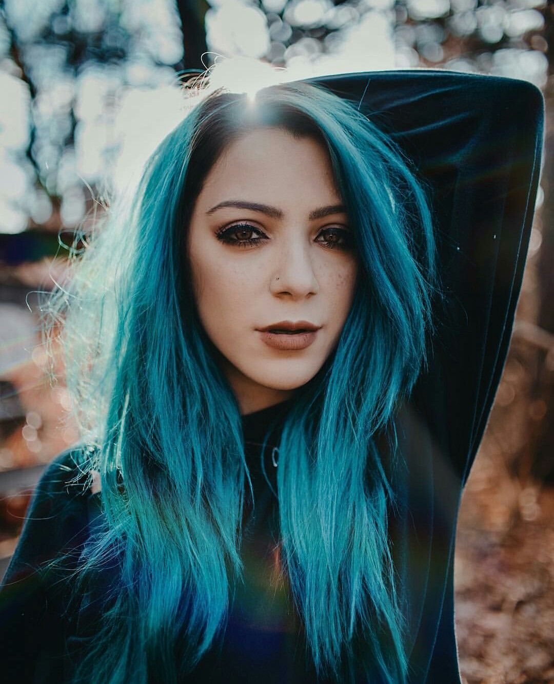 Pin by abby miller on celebs pinterest hair coloring blue hair