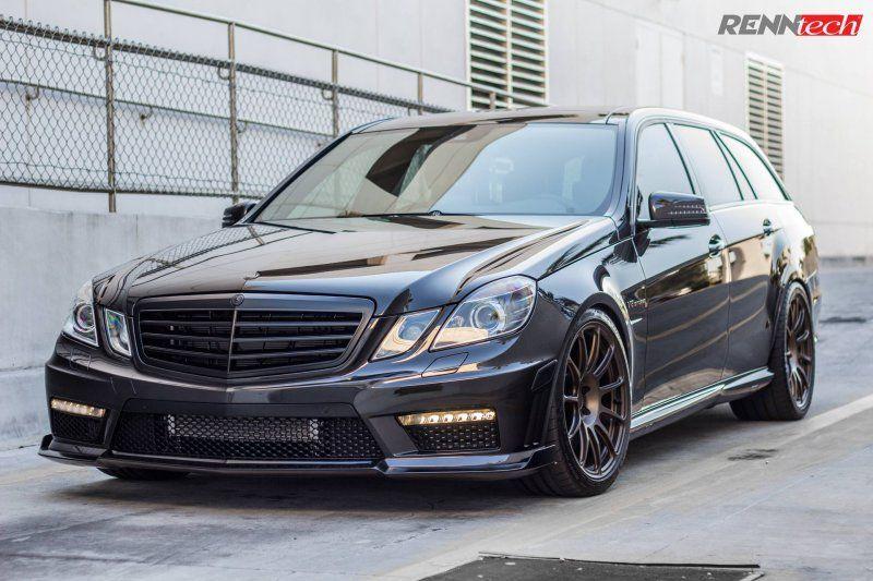 Mercedes-Benz E63 AMG Wagon от RENNtech | Mercedes wagon | Mercedes