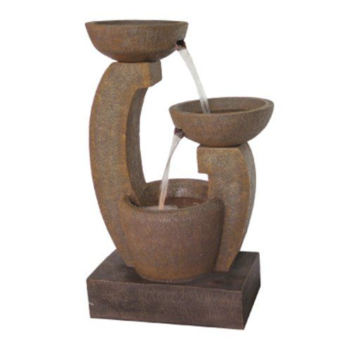 Have to have it Alfresco Home Cascade Outdoor Fountain - $368