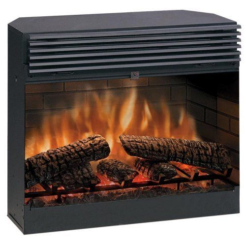 Dimplex Electric Fireplace Insert Heating Cooling Air Quality