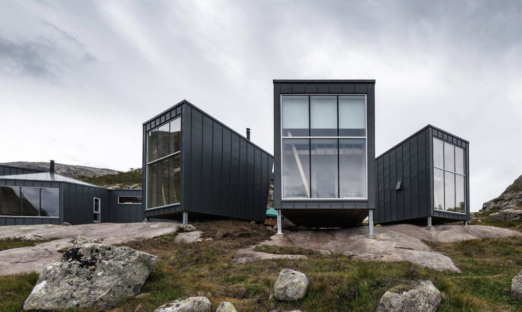 Exceptionnel Rugged Eco Friendly Cabins Offer Off Grid Lodging In Norwayu0027s Wilderness
