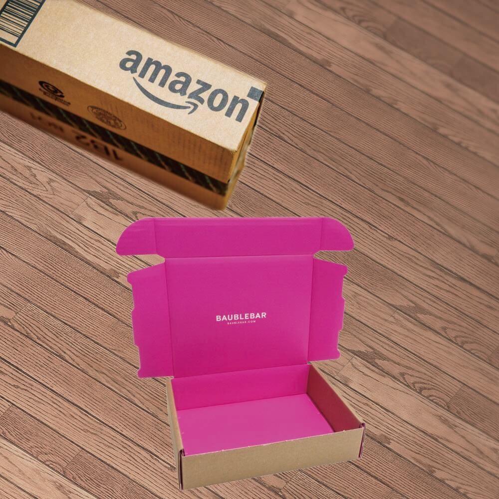 Custom Mailer Boxes Corrugated Folding Boxes Shanghai Bps Custom Mailer Boxes Mailer Box Box Packaging Design