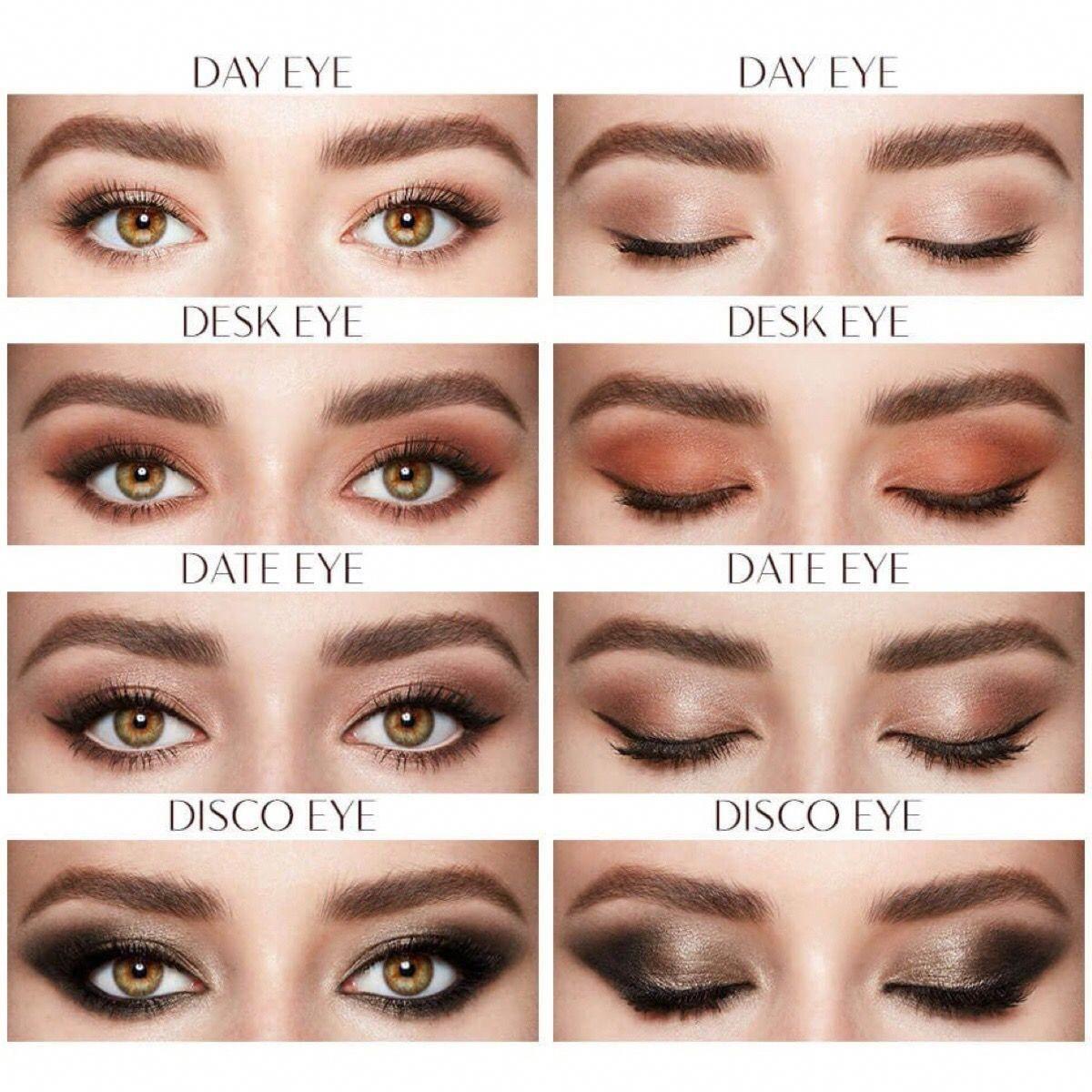 Best Eye Makeup Hacks Naturaleyemakeup Makeup Everyday Eye In 2020