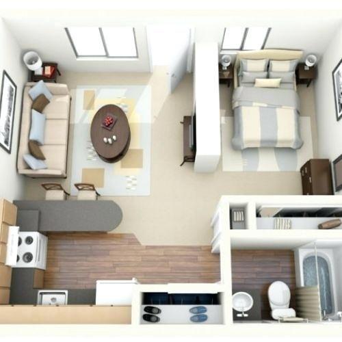 500 Sq Ft House Interior Design Studio Studio Apartment Floor Plans Studio Floor Plans Studio Apartment Decorating