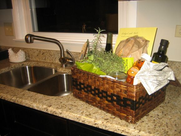 basket o blessings a perfect gift for the new homeowner gifts