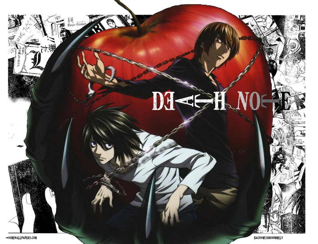 Google themes death note - It S A Manga But It S Still Worth The Time Deathnote Googledeathnote