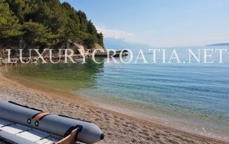 Seafront land for sale, Mimice, Croatia Land for sale
