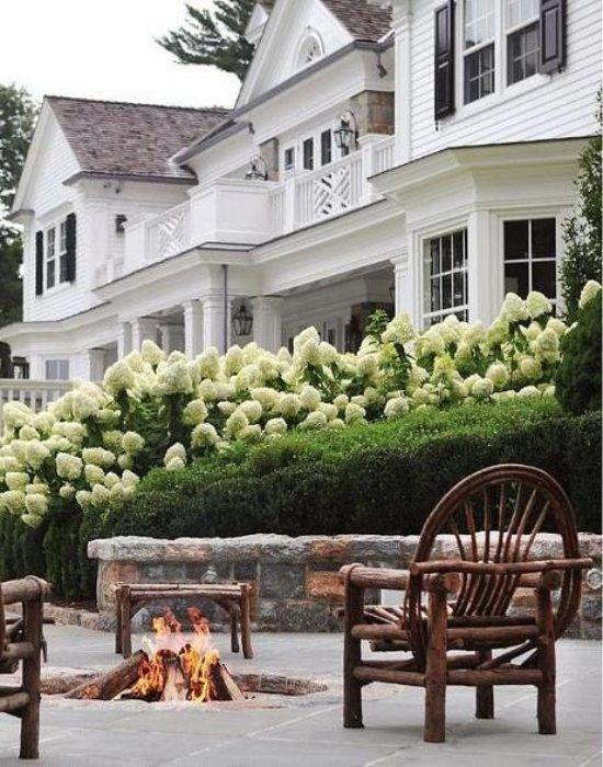 17 Feuerstelle Designs im Garten-den Patio Bereich gemütlich - feuerstelle im garten gestalten