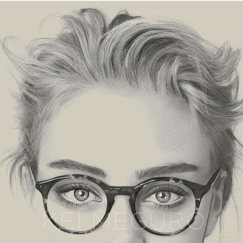 Art charcoal cool draw drawing eye girl glasses graphite art charcoal cool draw drawing eye girl glasses ccuart Gallery