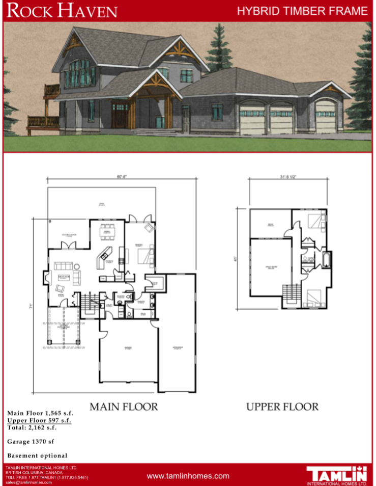 Plans Above 2500 Sq Ft Tamlin Homes Timber Frame Home Packages Timber Frame Homes Timber Frame Home Builders