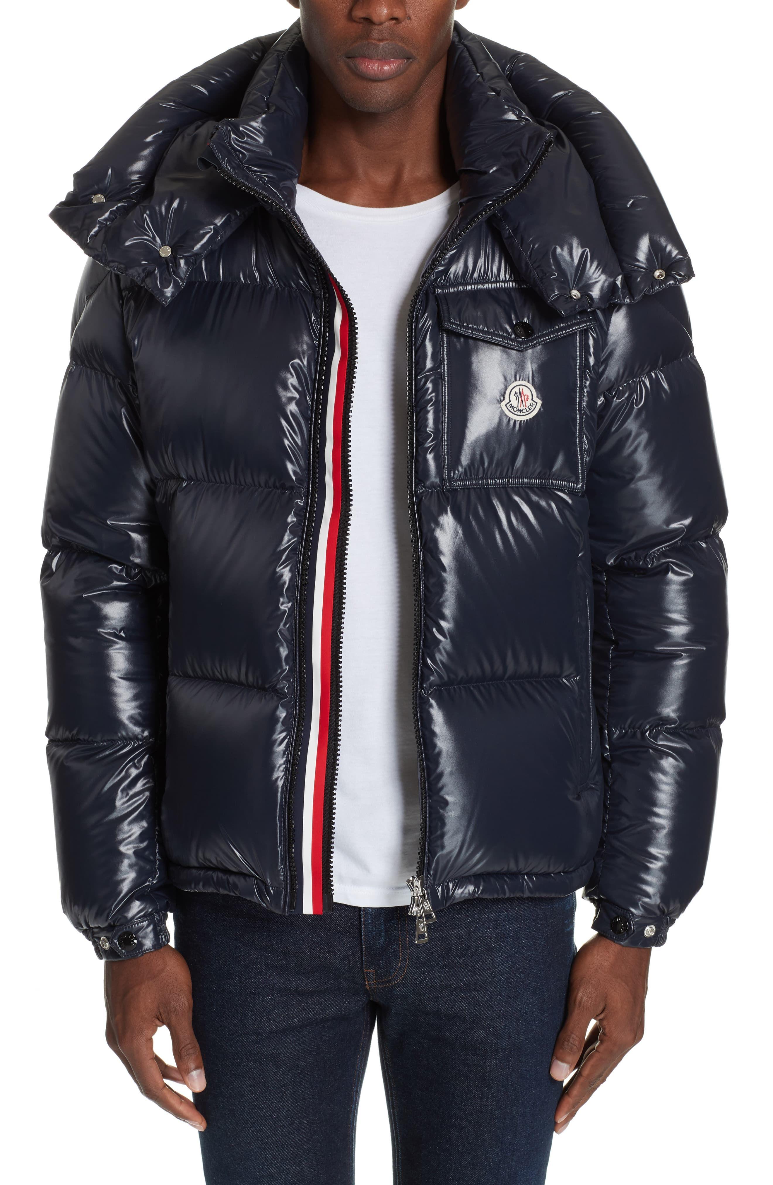 Moncler Montbeliard Giubbotto Stripe Puffer Coat Nordstrom Puffer Coat Streetwear Men Outfits Mens Streetwear [ 4048 x 2640 Pixel ]