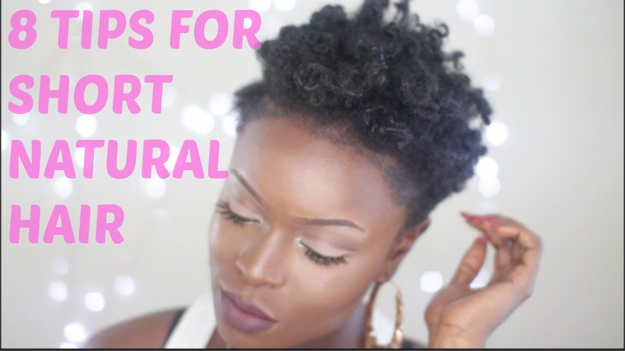 How to treat natural black hair