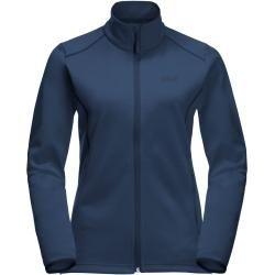 Photo of Jack Wolfskin fleece jacket women Horizon Jacket Women S blue Jack Wolfskin