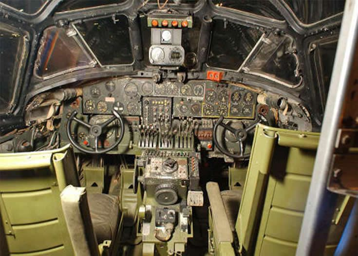 Image result for liberator interior