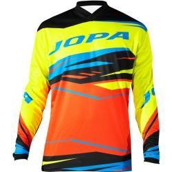 Jopa Orbit Mx/bmx Jugend Jersey Gelb Orange M 158 Jopa