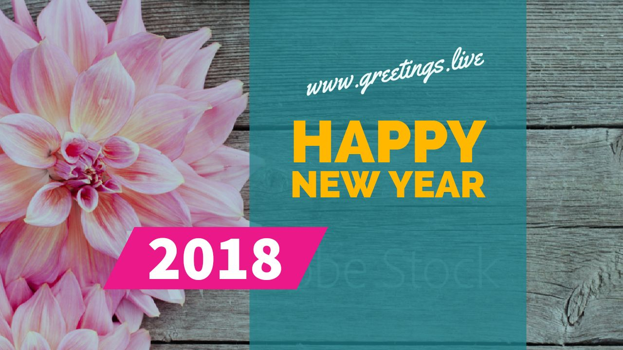 Happy New Year Wishes Greetings For 2018 Greetings Live