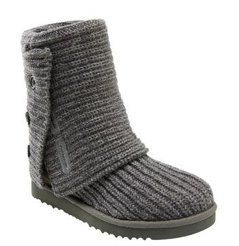 ugg boots knit