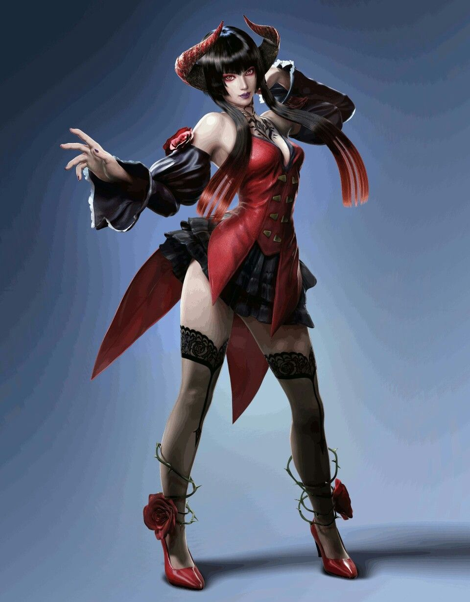 Fighter image by Tae Campbell Tekken 7, Fantasy girl