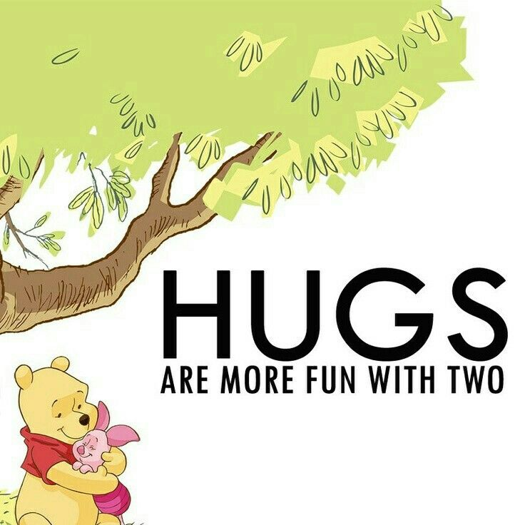 Pin by Maxine Butler on CLIPART - HUGS | Cute winnie the