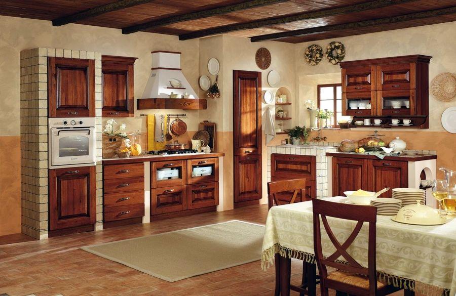 cucine scavolini rustiche - Cerca con Google arredo casa - landhauskchen mediterran