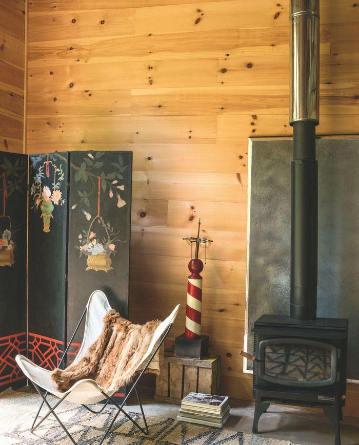Helena Christensen Catskills New York Home
