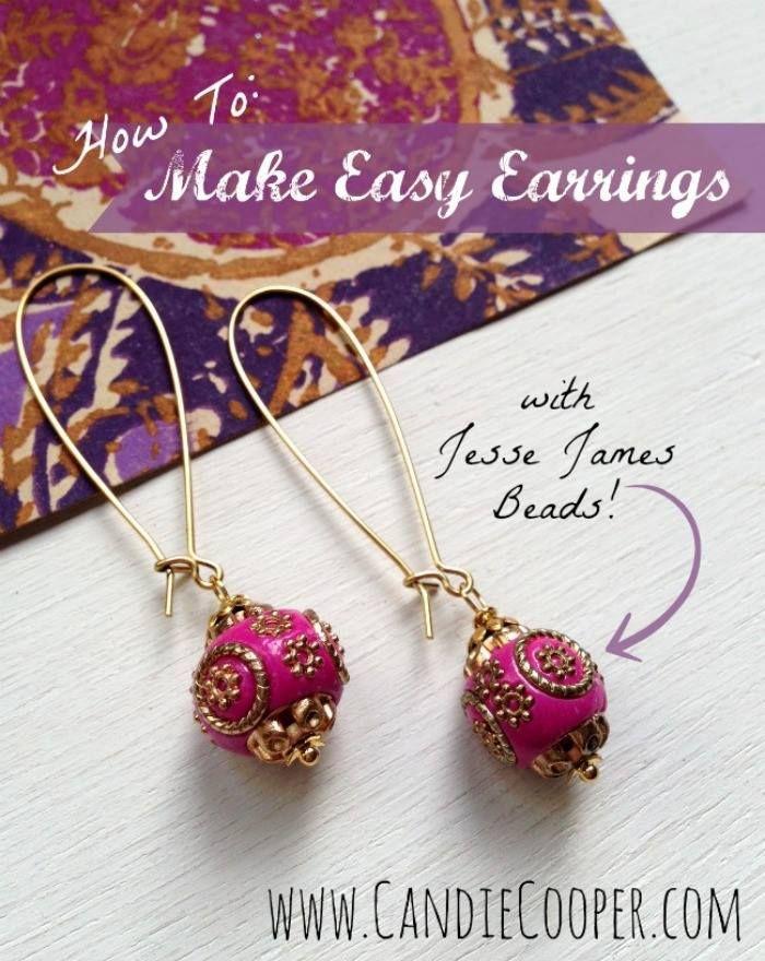 Pin by Jesse James Beads on JJB Fan Made Jewelry | Jewelry ...