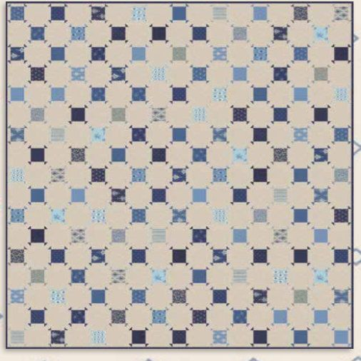 Martin Place Quilt Pattern by Minick and Simpson - DOWNLOAD