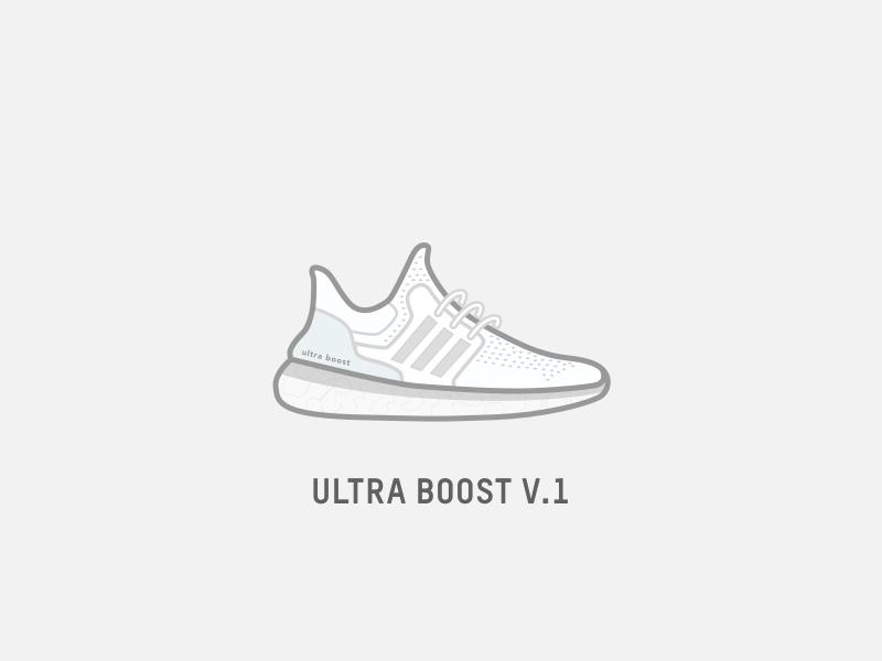 Adidas Ultraboost V.1