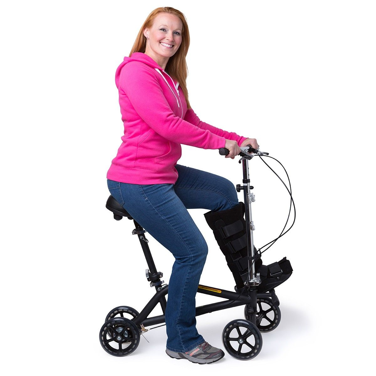 Option To Cruthces Broken Ankle Scooter A Laptop Limbo Pinterest