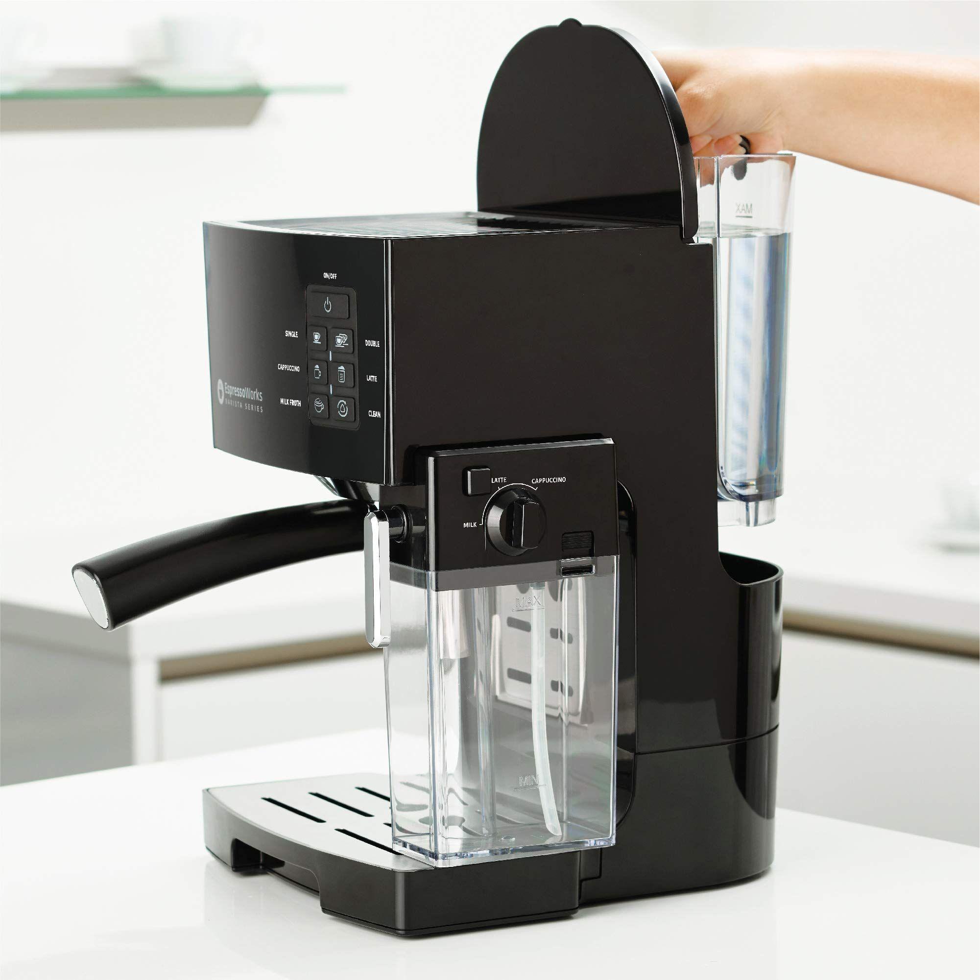 bean to cup coffee machine amazon