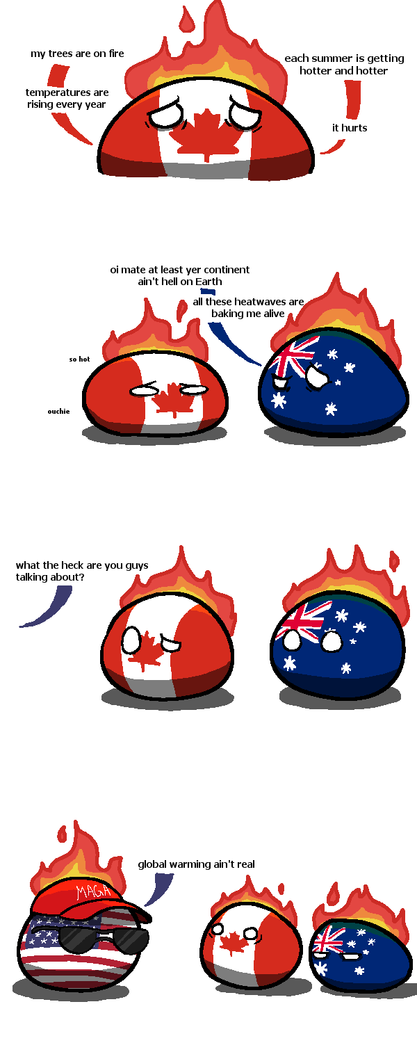 Things Are Heating Up | Canada memes, History memes ...