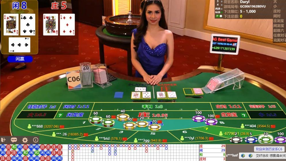 The Most Popular Online Casino Games In Asia Online Casino Games Casino Games Online Casino