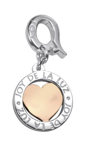 Joy de la Luz | Coin Little Heart rosé