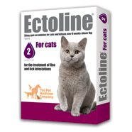 Ectoline 50mg Spot On Solution For Cats And Kittens Over 8 Weeks Above 1kg 5 00 Cats And Kittens Kittens Cats