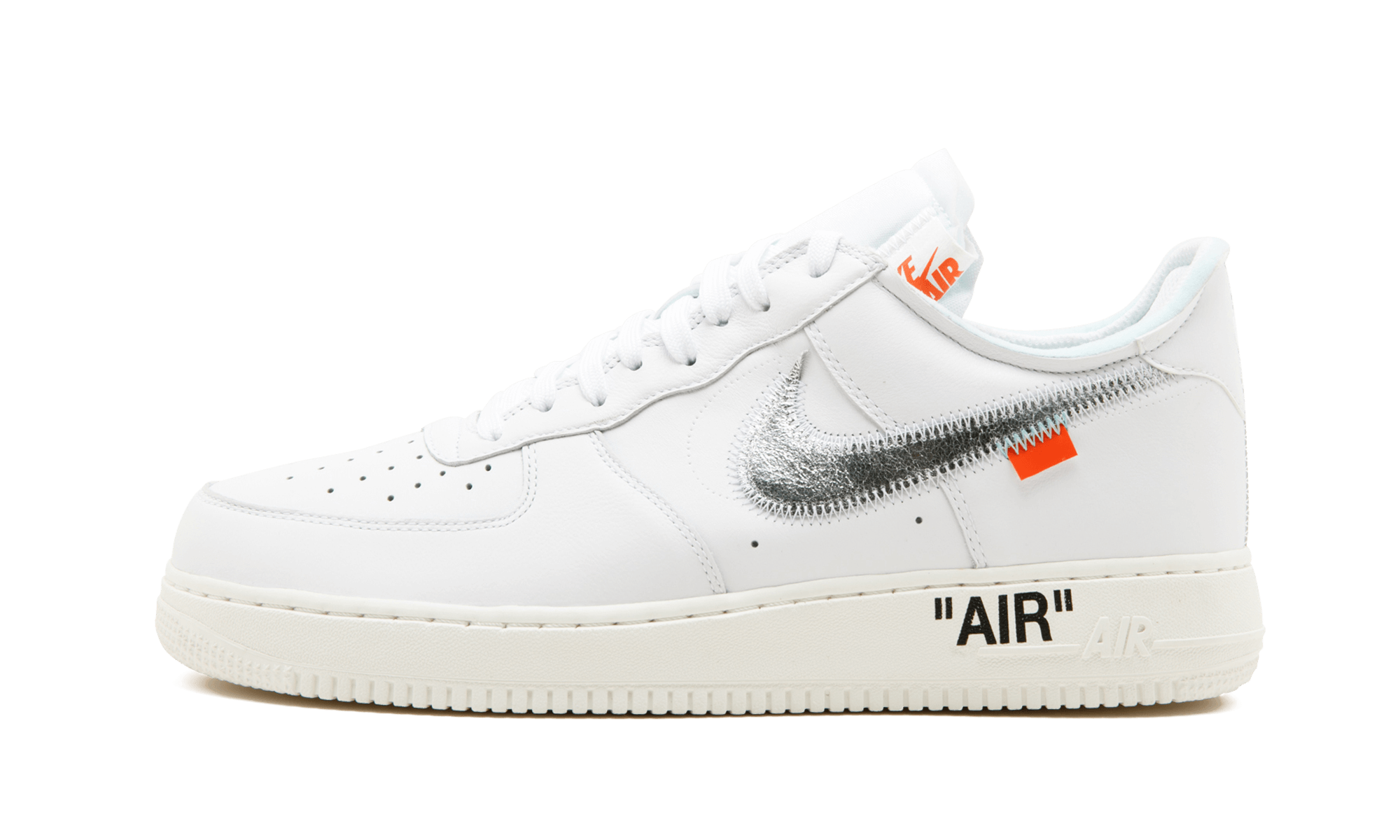 2017 Nike Off White Air Force 1 '07 Complexcon Virgil AO4297 100