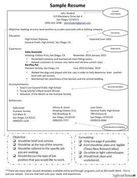 Career Readiness Cover Letter Resume Job Application And Mock