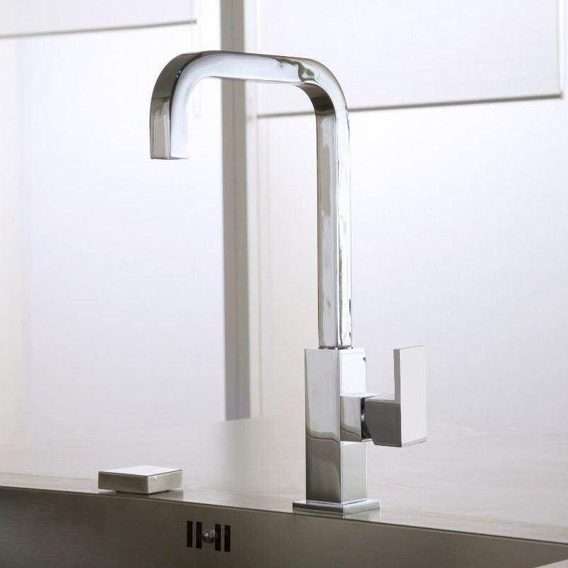 Treemme | Küchenarmatur | Serie X-Change | Griff: Serie Q | chrom ...