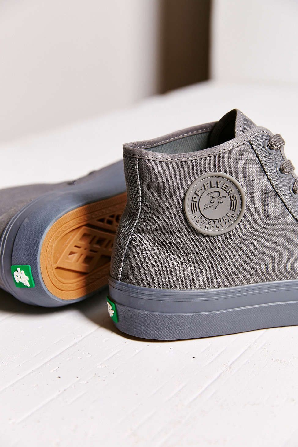 2019 year look- How to high wear top pf flyers