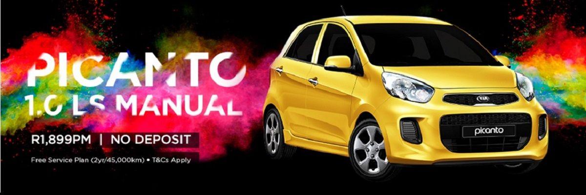 New Kia Picanto Special Picanto Kia