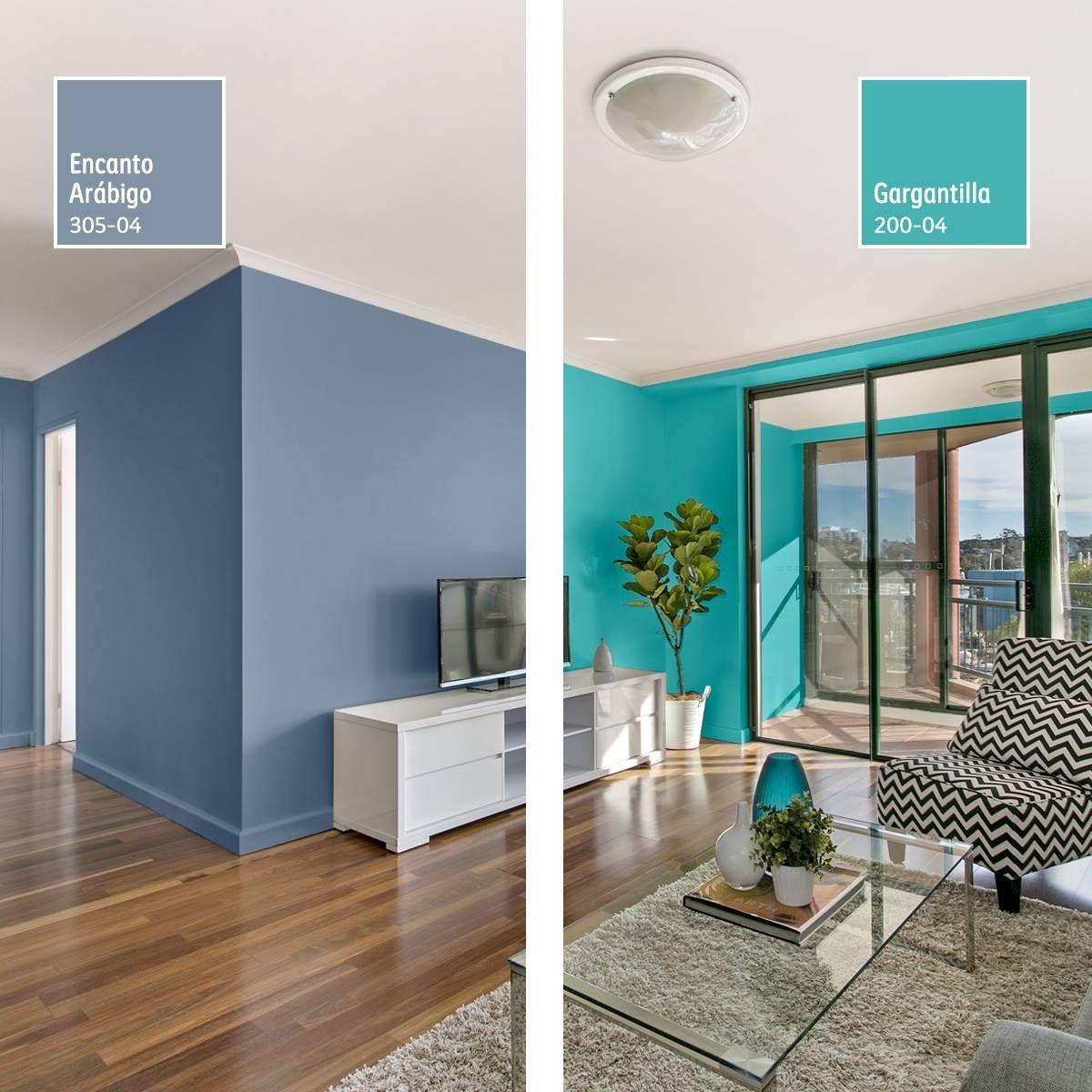 Pin De Yesenia Viviana En For The Home Casas Pintadas Interior Combinaciones De Colores Interiores Colores De Interiores