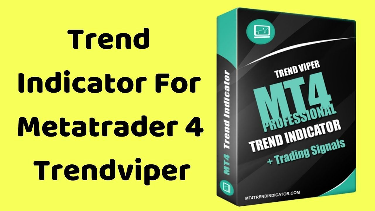 Mt4 Trend Indicator Custom Indicators For Metatrader 4 Platform